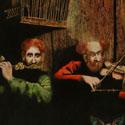 Eine kleine Nachtmusik   Öl aufLeinwand   120 x 80 cm